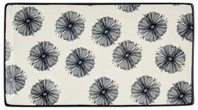 Tapas bord Sevilla - bloemen - 28x15,5 cm