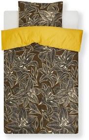 Kayori Lily katoensatijn dekbedovertrekset 200TC - inclusief kussenslopen