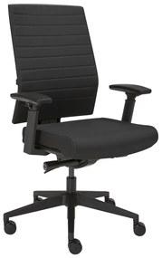 Ergonomische Bureaustoel EN-1335 Zwart