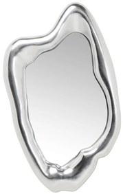 Kare Design Hologram Zilveren Spiegel XL - 68x117cm
