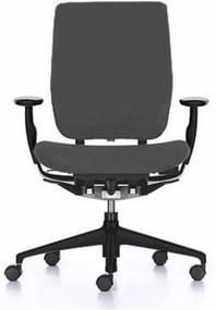 Oson C bureaustoel - Donkergrijs - Gebruikt