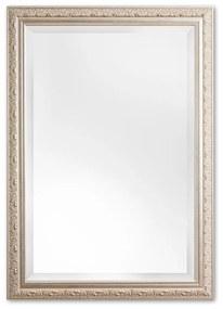 Barok Spiegel 73x133 cm Zilver - Daniel