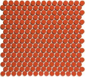Mozaiek Coins Venice Oranje