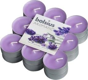 Theelichten geur french lavender Rustiek