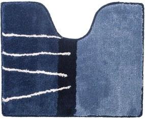 Sealskin Matches Toiletmat Acryl 45x55 cm Blauw 293305021