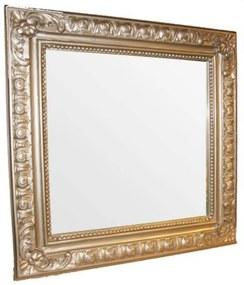 Spiegel Barok 70x70 cm Zilver