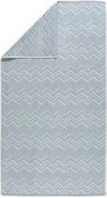 Sealskin Brilliance handdoek 110x60x0.4cm rechthoek 100% Katoen Aqua 16361356230