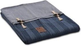 knitfactory Plaid Rib, jeans