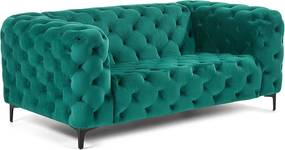 Kave Home Maisha (Majest) Fluwelen Sofa Groen
