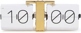 Karlsson Flip Clock tafelklok