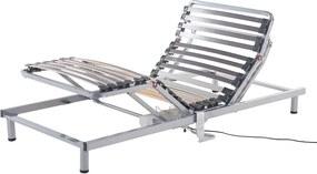Lattenbodem - 90x200 cm - bedbodem - elektrisch verstelbaar - COMFORT