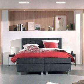 DreamHouse Bedding Boxspringset - Hebe 140 x 200, Montagekeuze: Excl. Montage
