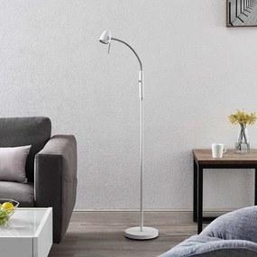 Heyko LED vloerlamp, dimbaar, 1-lamp - lampen-24