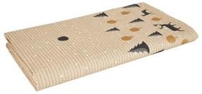 Duni tafelkleed - rendier - 138x220 cm