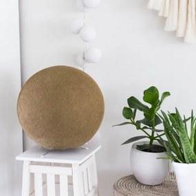 Staande Cottonball - Beige - dia 31cm