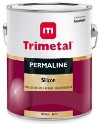 Trimetal Permaline Silicon - Wit - 1 l