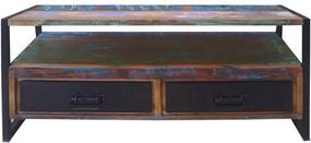 TV Meubel Van Sloophout - 107x40x56cm.
