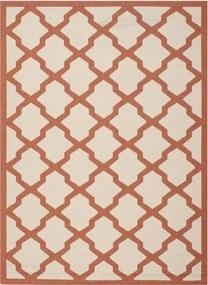 Safavieh | In- & outdoor vloerkleed Samanna 120 x 170 cm beige, terracotta vloerkleden polypropyleen vloerkleden & woontextiel | NADUVI outlet