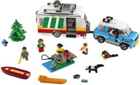 LEGO Familievakantie met caravan - 31108