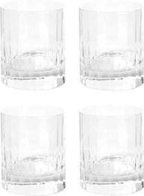 Luigi Bormioli Bach whiskeyglas 33,5 cl set van 6