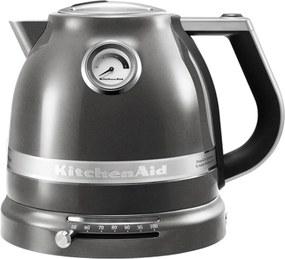 KitchenAid Artisan waterkoker 1,5 liter 5KEK1522 - tingrijs