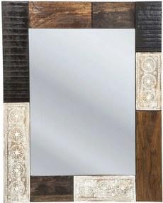 Kare Design Finca Spiegel Van Mangohout - 80x100cm