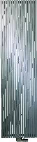 CARRE CPVN2-ZB radiator (decor) staal brown Grey (hxlxd) 1800x715x85mm