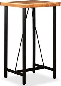 Bartafel 60x60x107 cm massief acaciahout