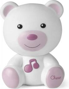 Dreamlight bear - Pink - Nachtlamp slaaptrainer