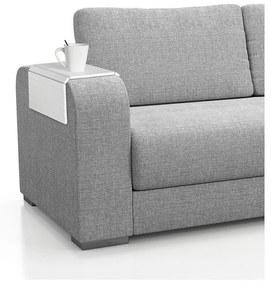 Dienblad Sofa - 45x24 cm - wit
