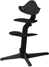 Highchair - Blackstained/Black - Kinderstoelen