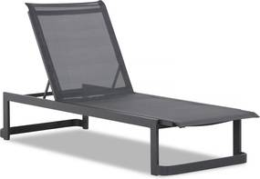 Lifestyle Vista lounger antracite