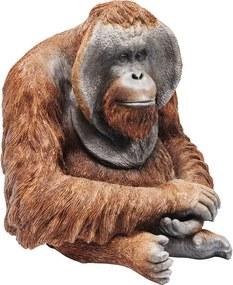 Kare Design Monkey Kunststof Beeld Van Een Orang Oetan
