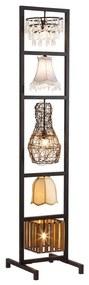 Kare Design Parecchi Lamp Met 5 Kappen