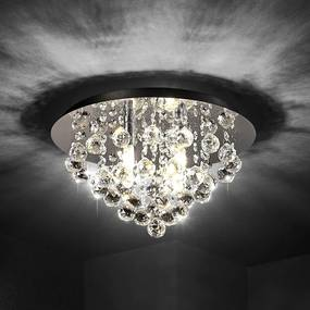Antonino plafondlamp, 4-lamps - lampen-24