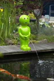 Ubbink spuitfiguur boy groot groen