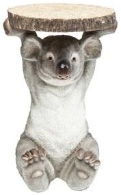 Kare Design Animal Bijzettafeltje Koala - 35 X 33cm.