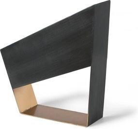 Kave Home Bidi Design Tafellamp Zwart Metaal