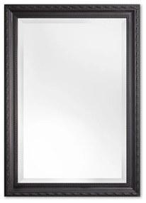Barok Spiegel 94x194 cm Zwart - Franklin