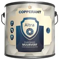 Copperant Altra Muurverf - Wit - 10 l
