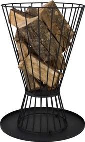 Livin Flame vuurkorf Gao Ø48x70 cm - metaal