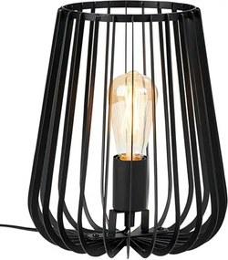 ORION Tafellamp zwart H 30 cm; Ø 25 cm