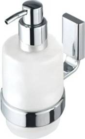 Geesa Aim zeepdispenser 200 ml. chroom 91841602