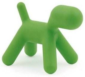 Magis Puppy kinderstoel medium groen