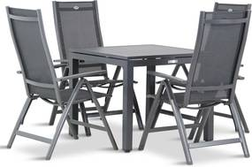 Hartman Royal Club/Concept 90 cm dining tuinset 5-delig
