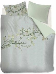 Beddinghouse Blossom katoensatijn dekbedovertrekset - inclusief kussenslopen