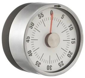 Kookwekker - 3.5 X 5.5 (zilvergrijs)