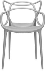 Masters stoel grijs