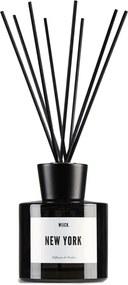 WIJCK New York Black Edition geurstokjes 200 ml