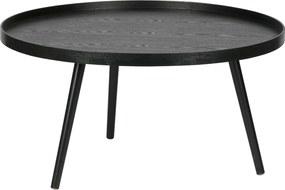 WOOOD Salontafel 'Mesa' 78cm, kleur Zwart